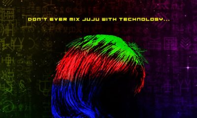 """""""Don't ever mix juju with technology..."""" - Watch Teaser for Afro-Futuristic Movie """"Hello, Moto"""" based on Nnedi Okoroafor's Short Story"""