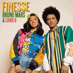 """Party like the 90s! Bruno Mars & Cardi B team up on New Music Video for """"Finesse (Remix) 