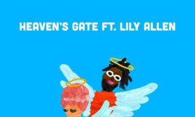 "Burna Boy features Lily Allen on New Single ""Heaven's Gate"" | Listen on BN"