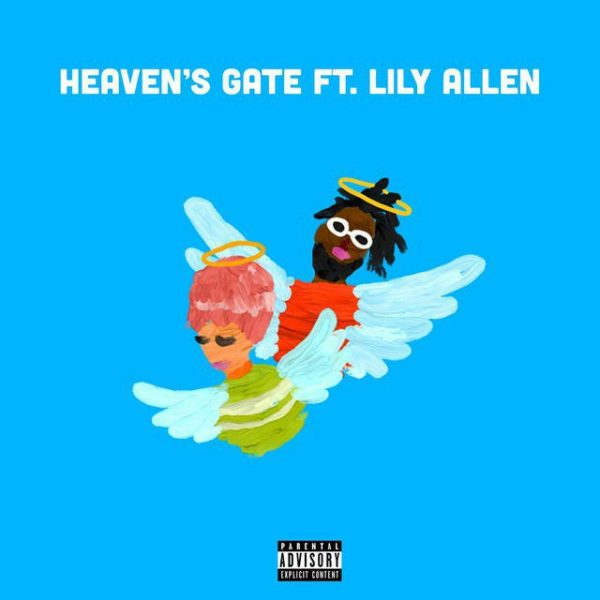 "Burna Boy features Lily Allen on New Single ""Heaven's Gate"" 