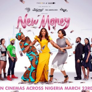 "Jemima Osunde, Blossom Chukwujekwu, Falz The Bahd Guy feature in ""New Money"" | Watch Teaser"