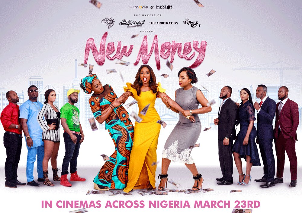 "Jemima Osunde, Blossom Chukwujekwu, Falz The Bahd Guy feature in ""New Money"" 