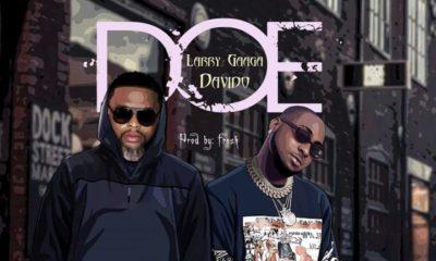 New Music + Video: Larry Gaaga feat. Davido - DOE