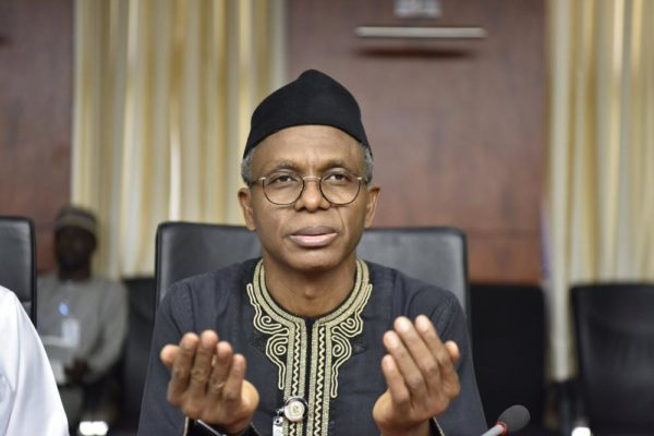 "El-Rufai advocates for ""very low minimum wage"" - BellaNaija"