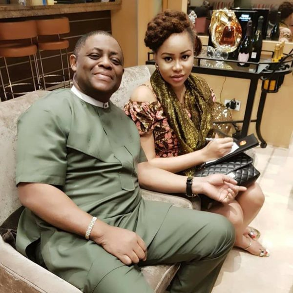 """Their shameful story... is fake news"" - Fani-Kayode reacts to report Accusing him of Domestic Violence"