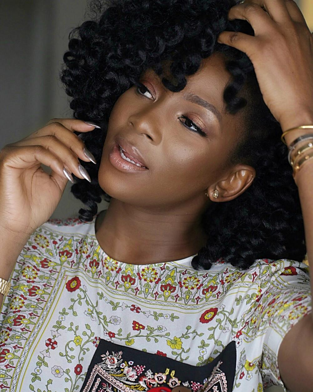 Bn Beauty Genevieve Nnaji Giving Us Some Melanin Magic