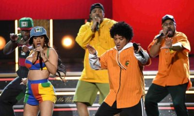 Cardi B/Bruno Mars, Kendrick Lamar, DJ Khaled/Rihanna... Watch exciting performances from the 2018 #Grammys