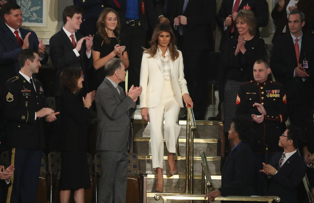 state of union address In modern practice, the state of the union address is delivered in the house chamber prior to the capitol's move to washington, dc, the annual message was often.
