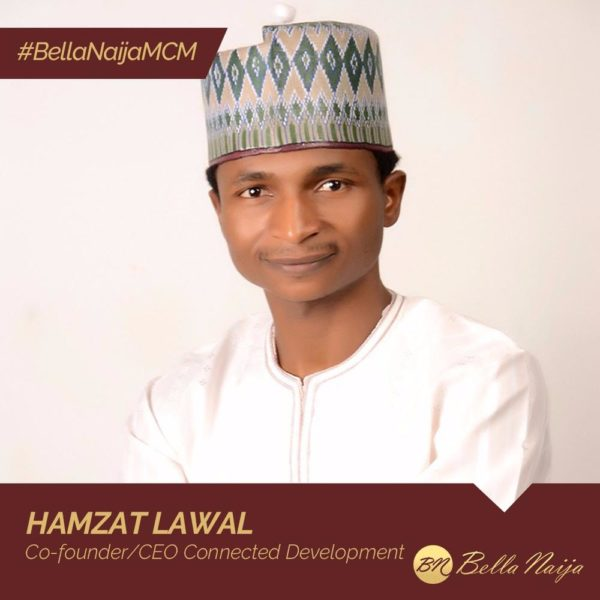 "#BellaNaijaMCM Hamzat Lawal is Fighting Corruption by showing Citizens & Communities how to ""Follow The Money"""