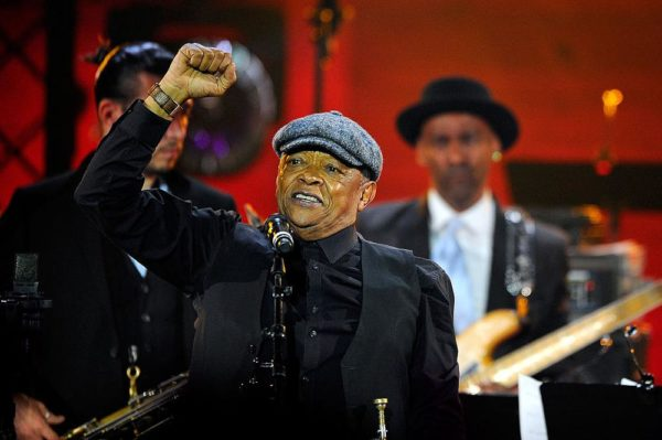 South African musician Hugh Masekela Dies - BellaNaija