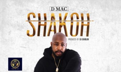 New Music: Dmac - Shakoh