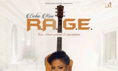 """Rise Above General Expectations (R.AG.E)"" - Debie Rise's Debut EP is Here!"