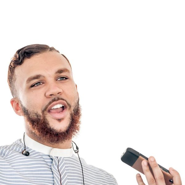 """I don't like talking bout this f---boy"" - Jidenna reacts to Trump's S---hole Comments - BellaNaija"