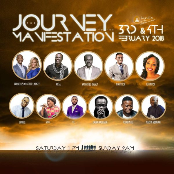 Journey to the Manifestation