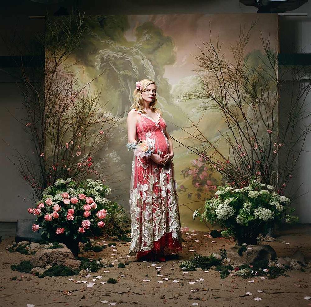 Kirsten Dunst & Naomi Watts Stun in Sheer Romantic Looks at Guggenheim Gala