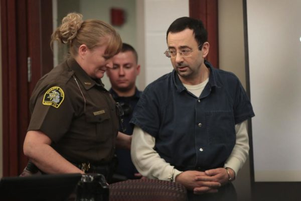 Former USA Gymnastics Team Doctor Larry Nassar sentenced to up to 175 Years in Prison - BellaNaija