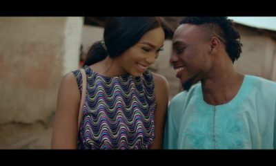 """Sharon Ooja plays L.A.X' love interest in New Music Video """"Call My Baby"""" 