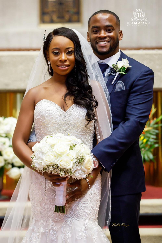Love at First Sight! Lola and Noble's Yoruba-Igbo Wedding in Texas |  Bomaone Photography | BellaNaija