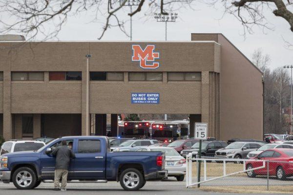 School Shooter in the US kills 2, injured 18 - BellaNaija