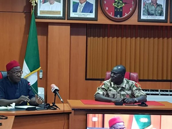 Nigerian Army partners with Innoson on Military Vehicles - BellaNaija