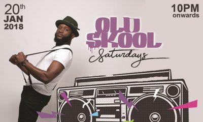 Old Skool Saturdays