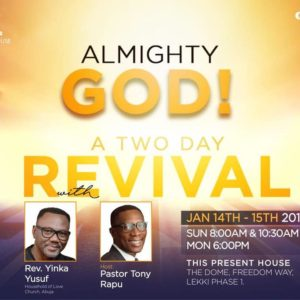 Almighty God Revival