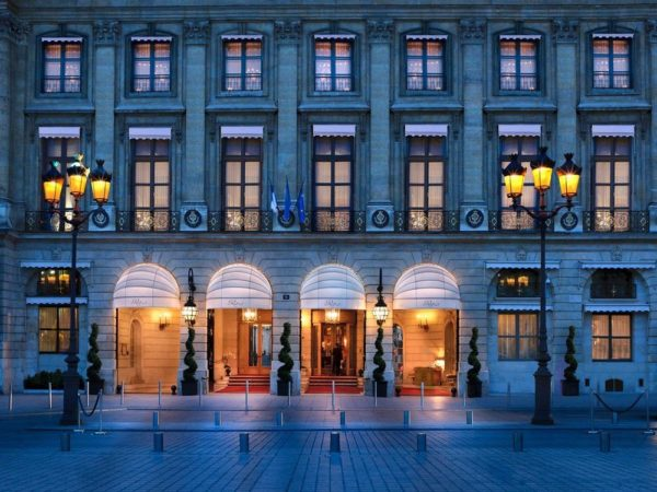 Paris Thieves Steal More Than $5 Million In Jewels From Ritz Hotel
