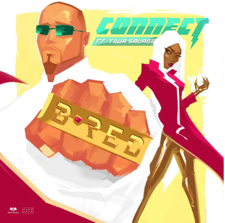 New Music + Video: B-Red feat. Tiwa Savage - Connect