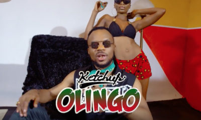New Video: Ketchup - Olingo