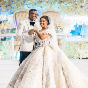 #TheRideIsMuchBetterTogether: Sima and Kojo's Spectacular Ghanaian Wedding | Jema Studios