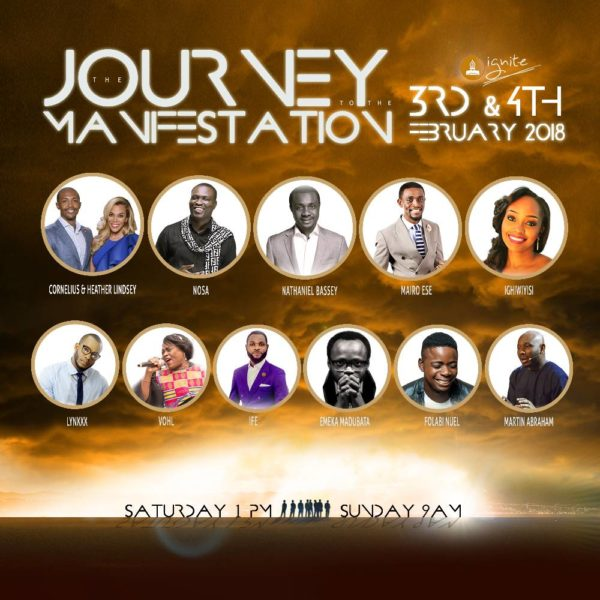 journey to the manifestation