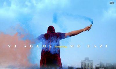 New Music: VJ Adams feat. Mr Eazi - Bless My Way