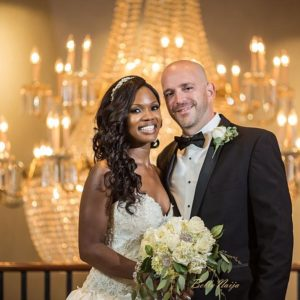 Vivian andJeremy's Vibrant Nigerian-American Wedding was a Celebration of Love, Fun and Culture