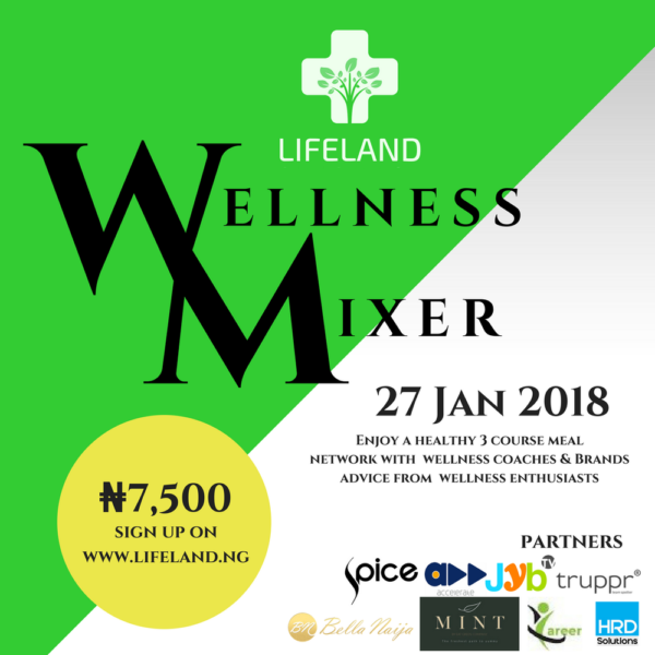 Wellness Mixer