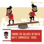 "#MusicallyWithMichael: Finding a balance between ""Rap"" and ""Commercial"" music"