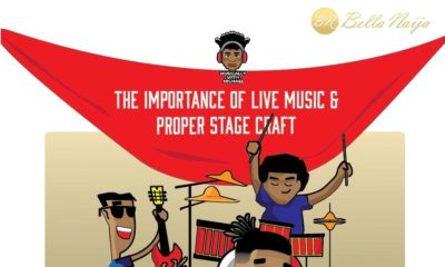 #MusicallyWithMichael: The importance of Live Music & Proper Stage Craft