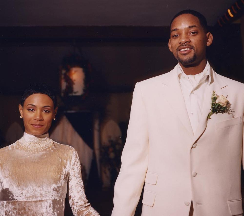 Will Smith's 20th Anniversary Message to Jada Pinkett Smith is so Beautiful - BellaNaija