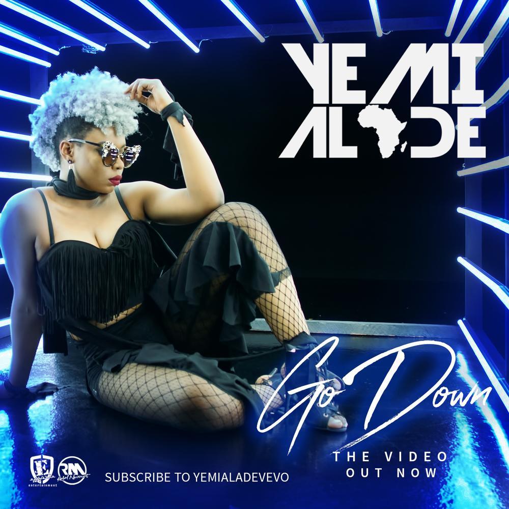 New Video: Yemi Alade - Go Down