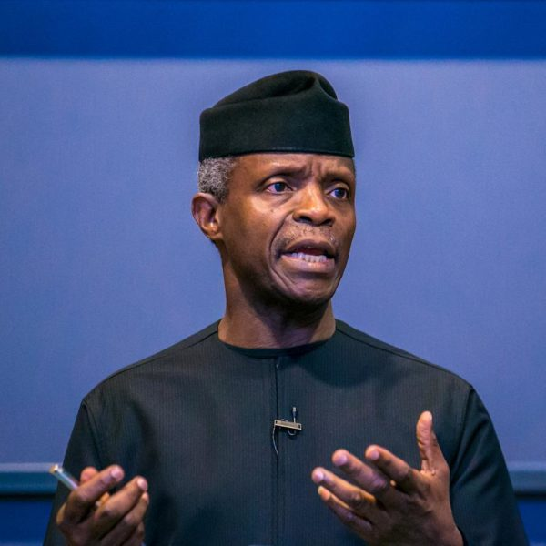 Buhari completely focused on Governance, not 2019 Elections - Yemi Osinbajo - BellaNaija