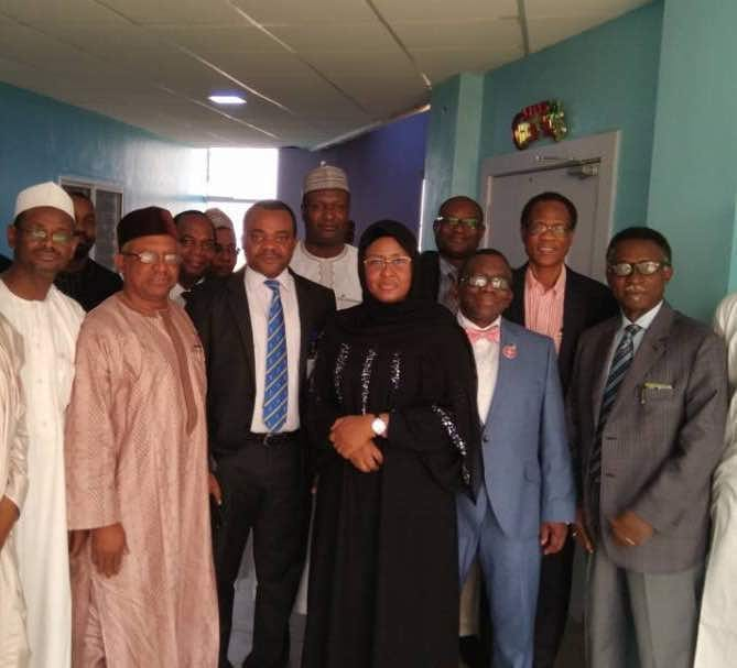 Health Minister Isaac Adewole chairs Medical Team tending to Yusuf Buhari - BellaNaija