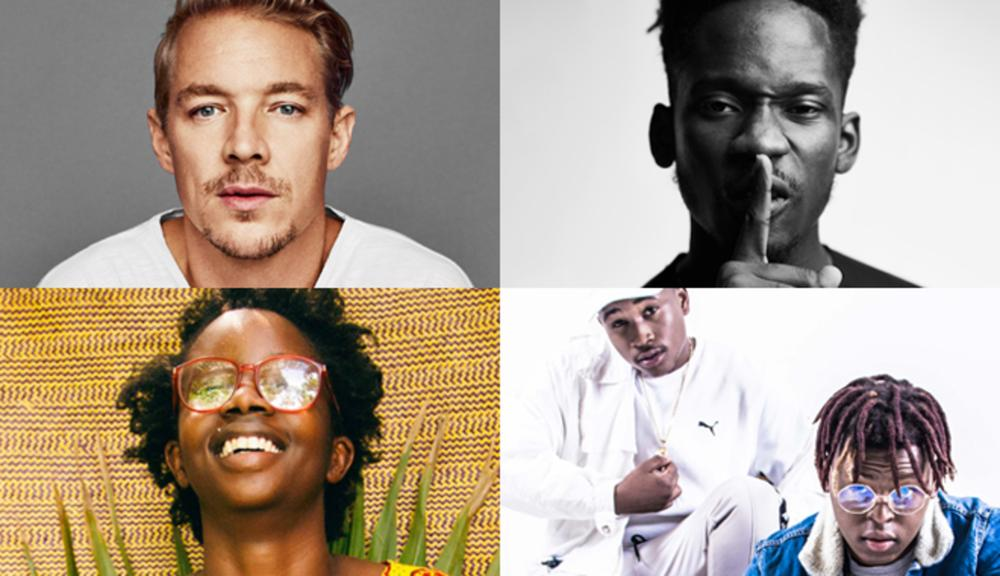 Mr Eazi joins Diplo, Distruction Boyz as performing acts at Sonar Festival 2018 headlined by Thom Yorke