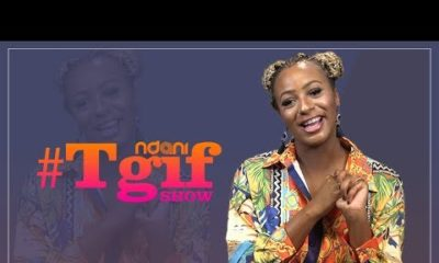 """""""I want to be proposed to in Disneyland"""" - DJ Cuppy shares obsessions, pet peeves and more on #NdaniTGIF 
