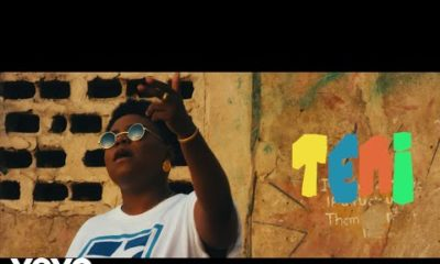 New Video: Teni - Pareke