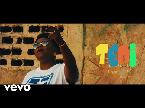 New Video: Teni - Pareke