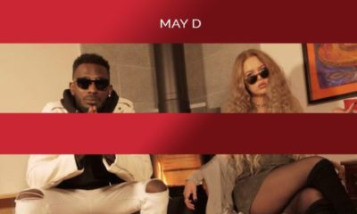"""May D wants to give you """"Love Overdose"""" 