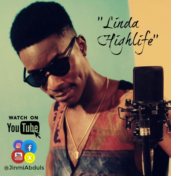 "Jinmi Abduls is giving us Old School Vibes with New Video ""Linda Highlife"" 
