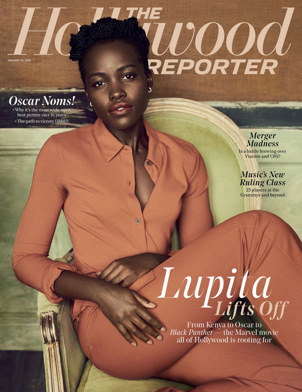 Lupita Nyong'o 'Couldn't Sleep' When Harvey Weinstein Allegations Came Out