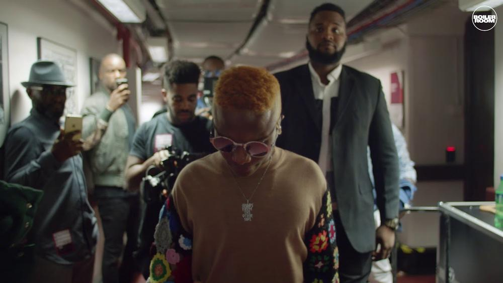 From Lagos to London! Boiler Room to release Documentary on Wizkid's Royal Albert Hall performance   Watch Teaser
