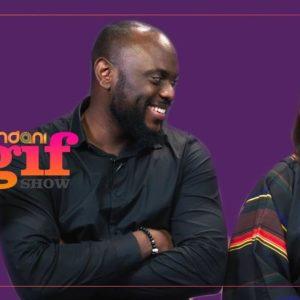 #SGIT co-stars Ayoola Ayolola & Abimbola Craig team up on #NdaniTGIF | WATCH