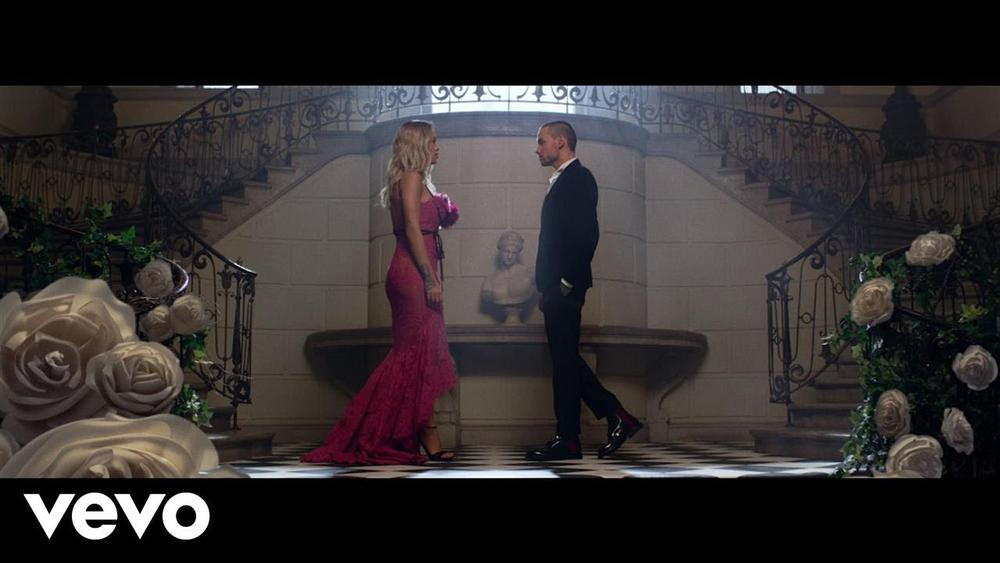 "For You! ❤ Liam Payne & Rita Ora play love interests in Music Video for ""Fifty Shades Freed"" Soundtrack 